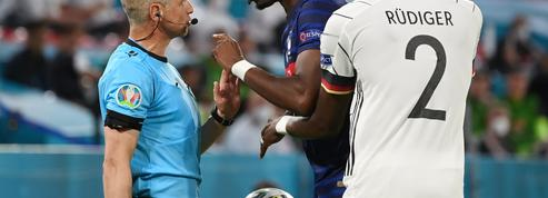 Euro 2020 : Rüdiger regrette son geste sur Pogba, mais promet que «ce n'était pas une morsure»