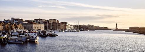 Carnet de voyage en Crète, solaire et métissée
