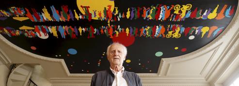 Gérard Fromanger, l'artiste qui rendait leurs couleurs aux ombres chinoises, meurt à 81 ans