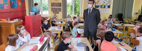 Emmanuel Macron fait de la lecture une grande cause nationale et «une bataille essentielle»