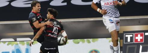 Top 14 : Toulouse écarte Bordeaux-Bègles au terme d'un rude combat et retrouvera La Rochelle
