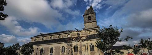 À Saint-Nicolas-de-Bourgueil, le clocher de l'église détruit par une tornade