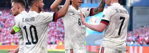 Hazard et De Bruyne de retour : la Belgique retrouve ses cadres