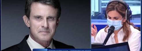 Régionales en Île-de-France : Manuel Valls et Jean-Paul Huchon appellent à voter Valérie Pécresse