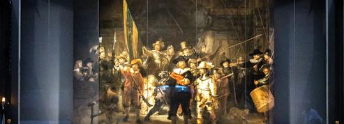 Découpée en 1715, La Ronde de nuit de Rembrandt retrouve son intégrité grâce à la recherche