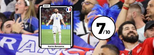 Les notes des Bleus après le Portugal: Benzema le sauveur, Lloris en plein cauchemar