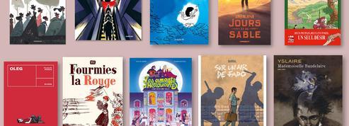 Les dix BD indispensables à lire cet été