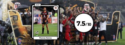 Les notes de Toulouse-La Rochelle : Tolofua muselle Alldritt, Ramos fait la différence