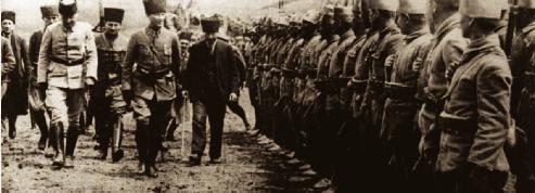 «Des Jeunes-Turcs à Mustafa Kemal, l'histoire de la destruction des chrétiens de l'Empire ottoman»