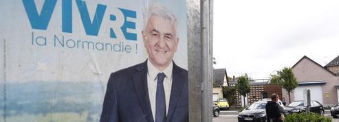 Régionales en Normandie : le centriste Hervé Morin réélu haut la main