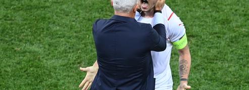 Xhaka : «A 3-1, la France pensait peut-être que c'était terminé…»