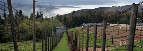 À Struthof, camp de concentration nazi situé en Alsace, les travaux de rénovation ont débuté