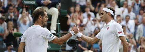 Wimbledon: pas de miracle pour Gasquet, balayé par Federer en trois sets
