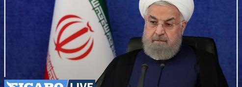 Covid-19 : l'Iran craint une cinquième vague à cause du variant Delta