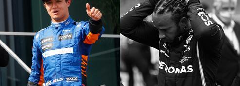 Tops/Flops GP d'Autriche : Norris confirme, Hamilton dans le dur