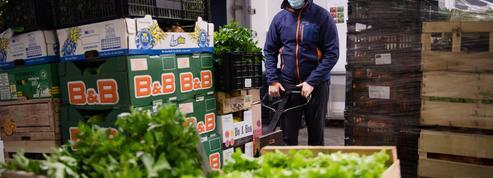 Un grossiste soupçonné d'avoir «francisé» des centaines de tonnes de légumes espagnols