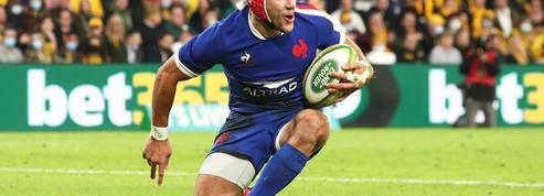 XV de France : «Ça met en confiance de pouvoir rivaliser avec une nation comme l'Australie», positive Villière