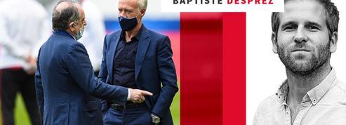 En confirmant Deschamps à la tête des Bleus, Le Graët ne fait pas dans le social