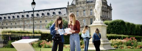 Embarquez pour un jeu de piste gratuit aux Tuileries pendant l'été