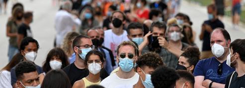 Covid-19: une nouvelle vague en Espagne à l'heure des vacances d'été