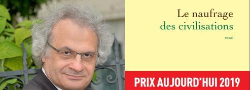 Amin Maalouf, lauréat du prix littéraire des ambassadeurs francophones