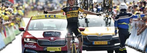Tour de France : Sepp Kuss gagne à Andorre-la-Vieille, Guillaume Martin éjecté du podium