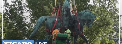 États-Unis: quatre ans après les émeutes, Charlottesville va déboulonner ses statues confédérées