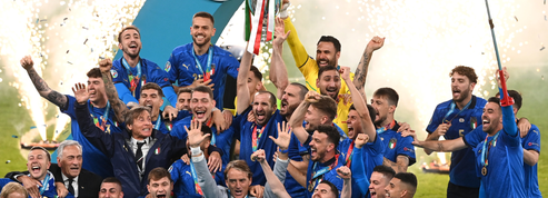 L'Italie remporte le 2e Euro de son histoire et brise le rêve anglais