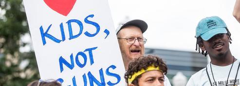 États-Unis: polémique autour d'un pistolet ressemblant à un jouet Lego