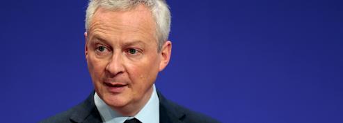 Le déficit public sera finalement inférieur à 9% cette année, prévoit Bruno Le Maire