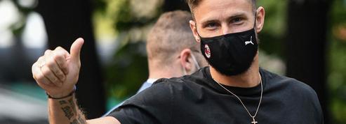 Les premiers mots d'Olivier Giroud, nouveau joueur de l'AC Milan