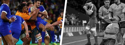 Tops/Flops Australie-France : Hooper en pièce maîtresse, un en-avant qui coûte cher