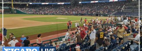Washington: trois personnes touchées par des tirs à l'extérieur d'un stade