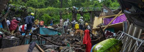 Mousson en Inde: au moins 34 morts