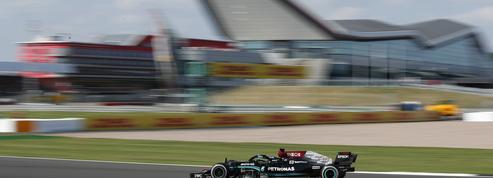 Le grand coup d'Hamilton devant son public au GP de Grande-Bretagne