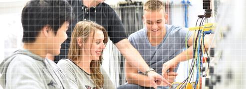 L'apprentissage, un rempart au chômage des jeunes en Europe
