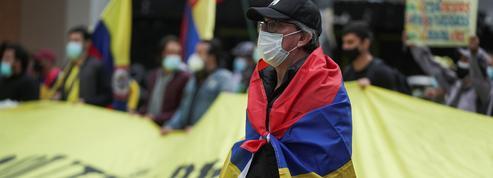 Colombie : des milliers de manifestants à nouveau dans la rue