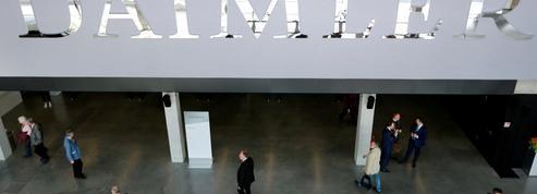 Automobile : Daimler sera «prêt» à devenir entièrement électrique d'ici 2030
