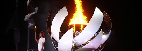 EN IMAGES - Jeux olympiques de Tokyo : une cérémonie d'ouverture sous le signe de la sobriété