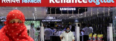 Inde: l'industriel Reliance souffre de la vague de Covid-19