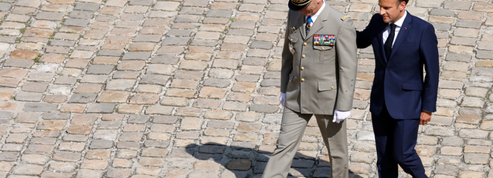 Benjamin Morel: «L'armée incarne la permanence de l'État et doit être défendue pour cela»