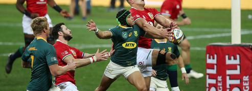 Les Lions renversent les Springboks et arrachent la première manche