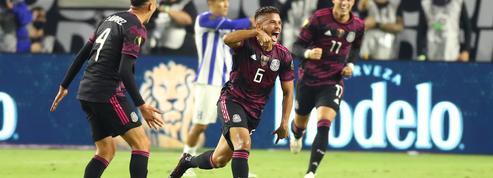 Foot, Gold Cup : le Qatar et le Mexique en demi-finales