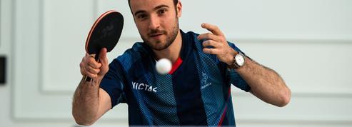 JO : Simon Gauzy : «Je ne joue pas la médaille, mais…»