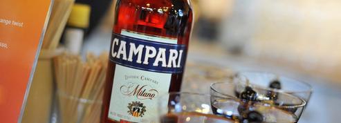 Bond du bénéfice semestriel de Campari, tiré par la réouverture des bars