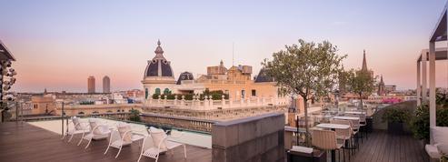 Rooftop sur… Barcelone : dix spots d'exception où prendre un verre et admirer le sunset