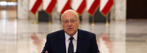 Liban : Najib Mikati entame ses réunions pour former un nouveau gouvernement