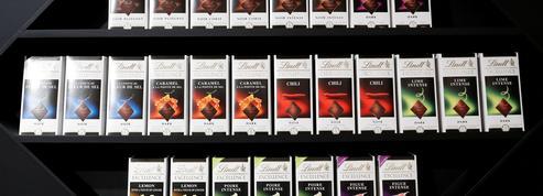 Lindt profite d'un marché du chocolat en pleine forme