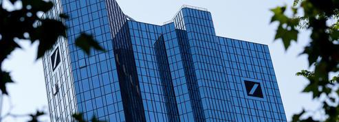 Deutsche Bank : bénéfice net de 692 millions d'euros au deuxième trimestre, les recettes reculent