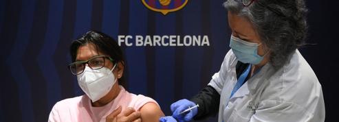 Vaccination : l'Espagne en avance sur ses voisins